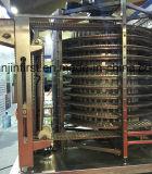 Macchinario multiplo del congelatore di spirale di alta efficienza di senso del congelatore