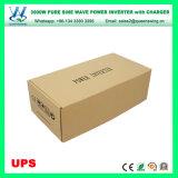 inverseurs purs intelligents de sinus d'UPS 3000W pour l'usage à la maison (QW-P3000UPS)