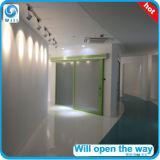 自動滑走の病院のドア