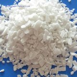 Der meiste konkurrenzfähige Preis des Kalziumchlorid-Körnchen-/Puder-94% 95% 77% 75% der Flocken/Körnchen