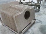 Encimera del granito G682 para la encimera de la cocina, tapa de la vanidad