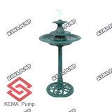 Смолаа Birdbath с Fountain (W/Pump)