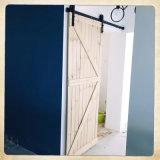 Schieben des Stall-Tür-Rad-u. Aufhängungs-Installationssatzes mit Befestigungsteilen