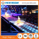 LED Video Dance Floor para palco e casamento
