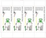 Pulverizador de compressão de jardim 5L com Ce (5L, 8L, 10L) Ht-5f-1