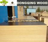 Chapas de madera negro 4X8 filmado para la construcción