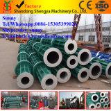 Rectángulo de prefabricados de hormigón y el círculo que hace la máquina 130-150-170-190 Polo