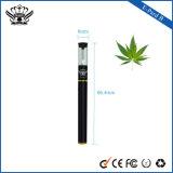 Crayon lecteur en verre de la cartouche 5ml Vape d'aperçu gratuit empaquetant la cigarette portative du PCC E