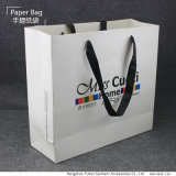 Sac à provisions en papier personnalisé avec papier recyclé