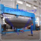 Kugelförmiger Becken-Deckel des Teller-Becken-Kopf-Shippment/