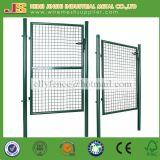 Gemaakt in China om Buis 100X125cm de Gelaste Deur van de Gang van de Poort van de Tuin van het Netwerk van de Draad