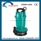 Qdx1.5-32-0.75n bomba de agua sumergible eléctrica nacional
