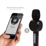 Microphone Karaoke sans fil avec 2200mAh Batterie de Samsung