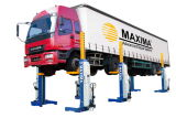 Maxima Heavy Duty Colonne Lift Ml6045 Ce Certified Bus Lift / Truck Lift
