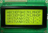 背部白い文字車のハイコントラストLCDスクリーン