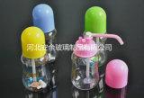 120ml hoge het Voeden van de Baby van het Glas Borocilicate Fles