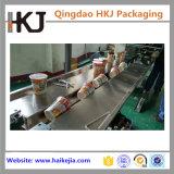 Máquina de embalagem de macarrão instantâneo com copo automático