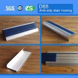 Escalier de glissade de PVC/Rubber /Anti flairant pour l'opération de marbre d'escalier
