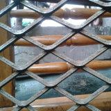 Maille augmentée en métal pour la frontière de sécurité de maille