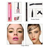 Cosmetic Best Quality Lmooth Liquid Prolash + não Blooming Eyeliner