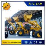 De Lader van het wiel/VoorLader 9ton/9000kg Xcm (Lw900k)