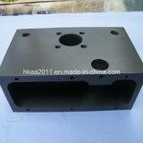 Casella elettronica di alluminio di macinazione di allegato di WiFi HDD del metallo di precisione di CNC