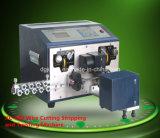 Máquina automática de corte y desprendimiento de alambre del cable