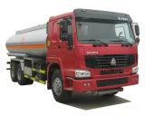 Camion 6x4 del serbatoio dell'olio di HOWO
