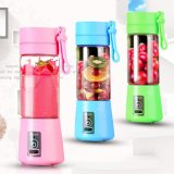 Het draagbare Fruit Juicer Elektrische Juicer van Juicer van het Glas Draagbare Mini