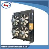 600kw-Dz-1: Radiador de aluminio del agua para el motor diesel