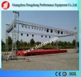 Performance, utilisez l'étape de pliage en alliage aluminium réglable stade mobile