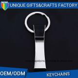 Nichelatura Keychain con la stampa di marchio