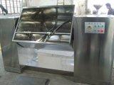 Misturador da calha para o material do pó e do pastel