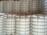 Polyester-Spinnfaser-halb Jungfrau des Spielzeug-Kissen-7D*64mm Hcs/Hc
