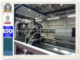 中国回すための大きい水平CNCの旋盤重いシリンダー(CG61200)を