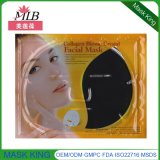 장식용 Anti Aging Clean 또는 Tender Black 머드 Face Care Crystal Collagen Facial Mask