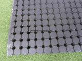 Stuoia di gomma di anti drenaggio vuoto di slittamento della bobina/anti stuoia della gomma di affaticamento