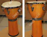 Djembe Drum / Hi Gloss Wood Djembe Drum (DJC100NL)