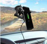 Caricatore senza fili del veicolo del supporto del telefono del caricatore del telefono mobile del nuovo modello per Smartphones