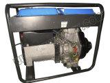 Ce/CIQ/Soncap/ISO와 가정 사용을%s 5kw 휴대용 디젤 엔진 발전기