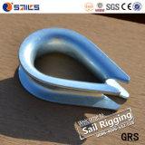 Кольцо веревочки провода нержавеющей стали DIN6899A