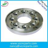 Cnc-Aluminiummaschinen-Teile, Metall Procision, das Maschinerie-Teile aufbereitet