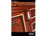Conception 2015 modulaire de luxe classique de cuisine de Welbom