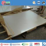 Tisco 201 304 316 316L 310S 321 la hoja de acero inoxidable de 0,3 mm
