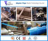 나선에 의하여 강화되는 PVC 흡입 호스를 위한 PVC 나선 관 생산 밀어남 압출기 선