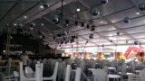30m Wide Large Commercial Glass Marquee Tent