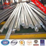 Stahlröhrenpole für Hochspannungsübertragungs-Zeile