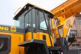 Grande caricatore a pale della parte anteriore del macchinario di costruzione Lq956