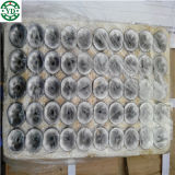 Miroir à roulement en textile Plaque d'insertion de détecteur de nombril 43mm