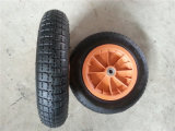 Roda de borracha pneumática 3.00-8